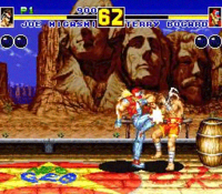 Garou Densetsu 2 X68000 screenshot