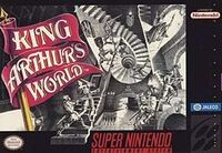 King Arthurs World SNES cover