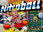 Nitro Ball arcade flyer