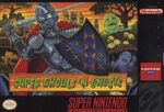 Super Ghouls N Ghosts SNES cover