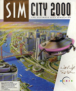 SimCity 2000 Coverart