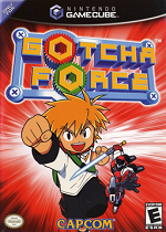 Gotcha Force GC cover