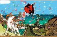 Okami Zekkei cover