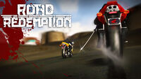 Road Redemption cover