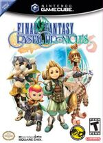 Final Fantasy Crystal Chronicles GC cover