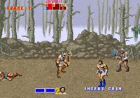 Golden Axe arcade