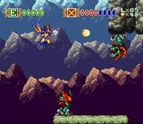 Skyblazer SNES screenshot