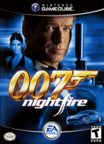 007 Nightfire GC cover
