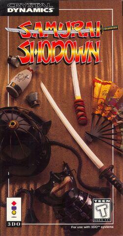 File:Samurai Shodown 3DO cover.jpg