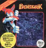 Prehistorik DOS cover