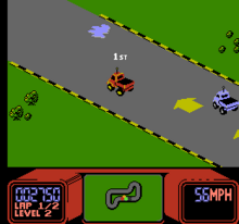 R.C. Pro-Am Gameplay