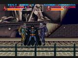 Batman Returns SNES screenshot