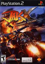 Jak X - Combat Racing Coverart