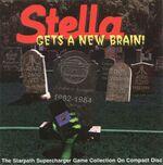 Supercharger Stella Gets A New Brain box art