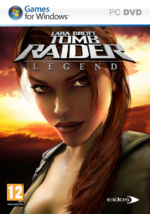 Tomb Raider Legend PC cover