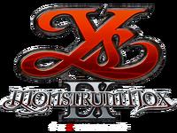 Ys-IX-Monstrum-Nox Logo