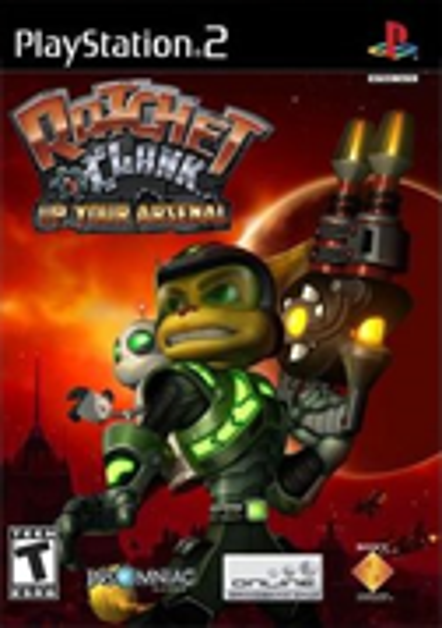 Ratchet and Clank UYA