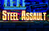 Steel Assault PC cover