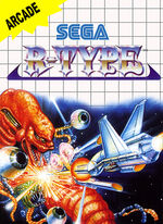 R-Type SMS box art