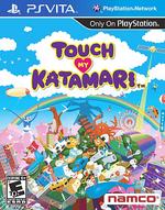 Touch My Katamari PSVita cover