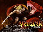 Volgarr The Viking Dreamcast cover
