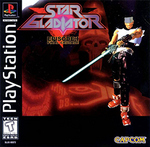 Star Gladiator Coverart ps1