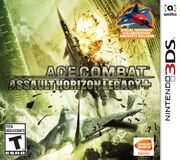 Ace Combat Legacy Plus Box Art