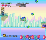 Popn Twinbee Rainbow Bell Adventures SNES screenshot