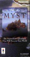Myst 3DO cover