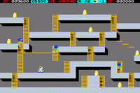 Lode Runner arcade screenshot