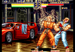 ArtOfFighting2Screenshot