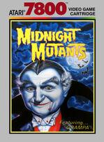 Midnight Mutants 7800 Cover