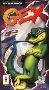 Gex 3DO cover