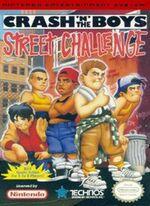 Crash n the Boys Street Challenge NES cover
