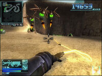 Onslaught Wiiware