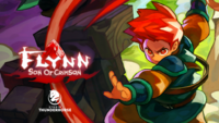 Flynn Son of Crimson cover