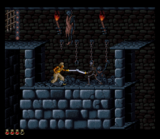 Prince Of Persia SNES screenshot