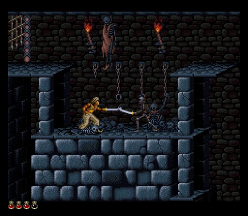 File:Prince Of Persia SNES screenshot.png