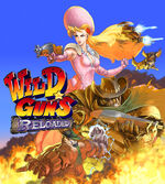 Wild Guns Reloaded PC cover