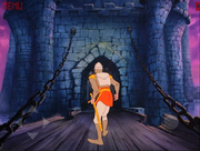 Dragon's Lair gameplay
