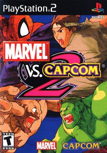 Marvel Vs Capcom2