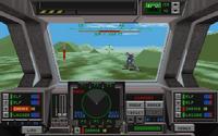 Metaltech Earthsiege PC screenshot