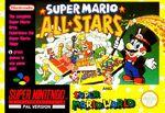 Super Mario All-Stars + Super Mario World SNES cover