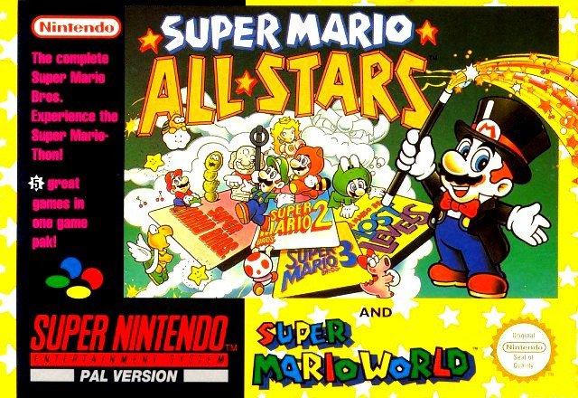 File:Super Mario All-Stars + Super Mario World SNES cover.jpg