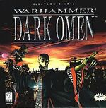 Warhammer Dark Omen cover