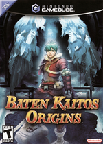 Baten Kaitos Origins GC cover