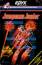 Jumpman Jr Colecovision cover