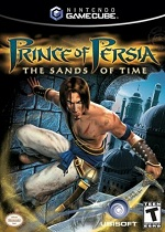Prince Of Persia The Sands Of Time GC cover