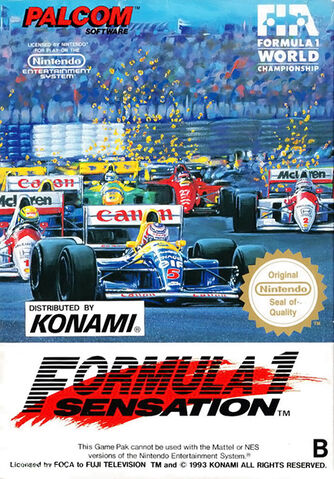 File:Formula 1 Sensation NES cover.jpg