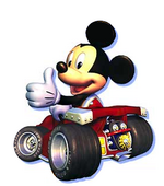 Mickey speed